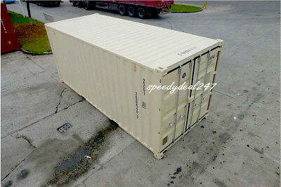 20ft Shipping Container/Storage Container/Cargo Container/House (Salt Lake City) 2