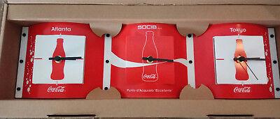 Orologio Triplo Coca-Cola 3
