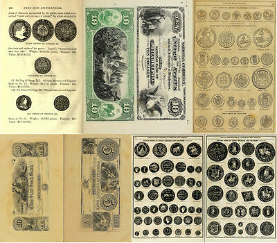 200 Old Books & Publications On Money Counterfeiting & Counterfeit Detector Dvd 11