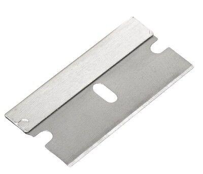 5 Stück LEWI 11513 Sicherheitsschaber Klingen 4 cm Glasschaber auch für Unger 2