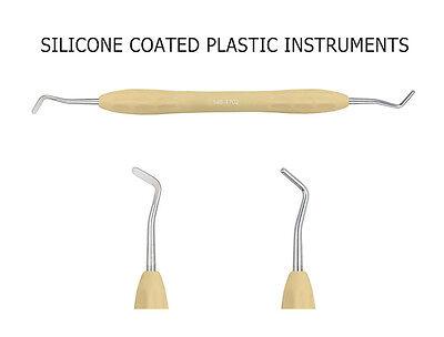Silicone Coated Plastic Composite Instrument, Ergolight Dental Hand Instrument 3