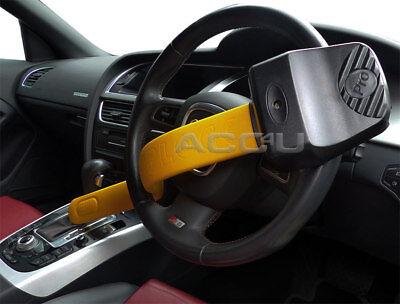 For Audi Car Stoplock Pro Elite Thatcham Approved Anti Theft Steering Wheel Lock 2