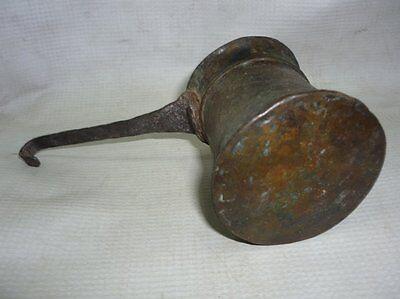 Antique Ottoman Handforged Copper Coffee Pot 18 Century 6 • CAD $134.82