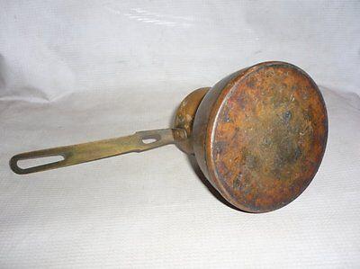 Antique Ottoman Empire Copper Coffee Pot 19 Century 6