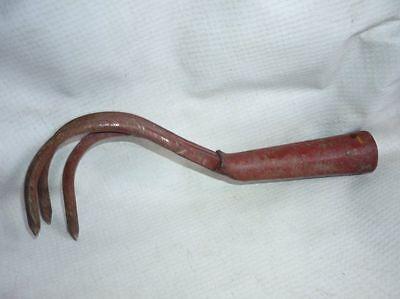 Antique Garden Hand Cultivator Tool 1950`s