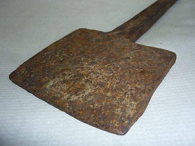 Antique Ottoman Iron Chisel 15 Century 5