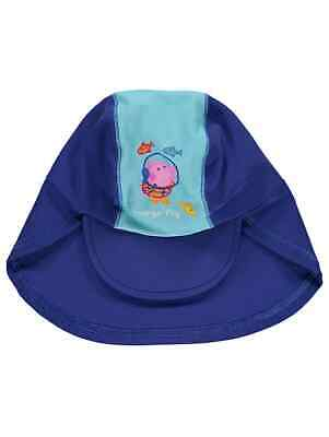 Boy's Swim Sun Safe Peppa Pig George Pig Sun Protection UV40+ Swimsuit 1-6 Years 2