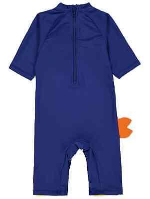 Boy's Swim Sun Safe Peppa Pig George Pig Sun Protection UV40+ Swimsuit 1-6 Years 3