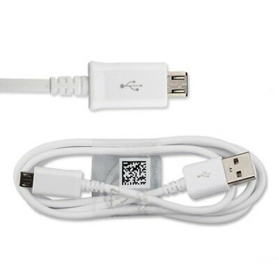 Genuine Samsung 1M 2M 3M Fast Charger Micro USB Data Cable Lead For S4 S5 S6 S7 2