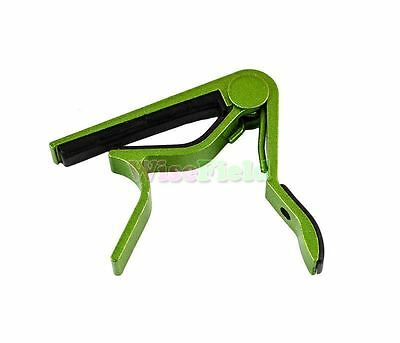 New Guitar Capo For Acoustic/Electric/Classic Trigger Quick Change Key Clamp WF 4