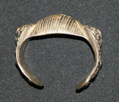 Antique Greek Medieval Fertility Gilded Bracelet