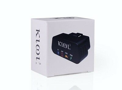 PLX KIWI 3 Bluetooth Auto OBDII Code Scanner Reader for iPhone & Android