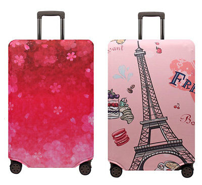 """Elastic Thick Suitcase Protective Cover Luggage Case Cover 18""""-32"""" Anti Scratch 3"""