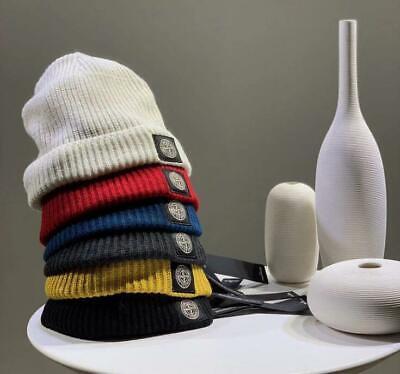 Cappello lavorato a maglia Stone Island per uomo e donna lana 2