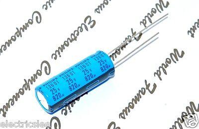 136 1000uF 35V 105°C 12.5x31mm Radial Capacitor Vishay BC 1pcs PHILIPS