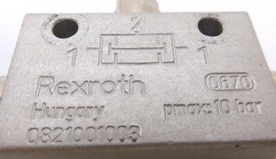 Bosch 0821001003 Zweidruckventil Rexroth