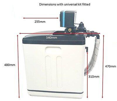 Softenergeeks Super Compact Meter control water softener. 7