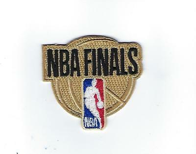 2019 NBA Finals Official Jersey Patch Warriors vs Toronto Raptors Sew On Iron On 2