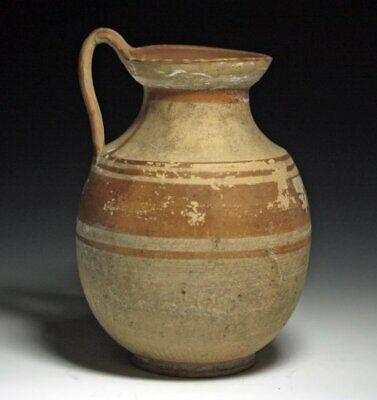 GREEK APULIAN VESSEL  5-4th CENTURY BCE - { Published Byron Farwell Collection } 2