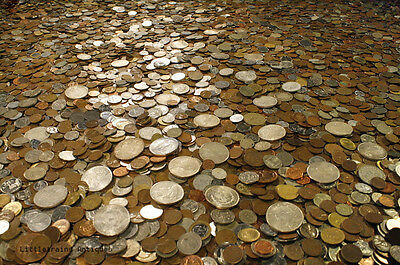 Huge Old Coin Collection Estate Sale Lots Set By The Pound With Silver Coins !