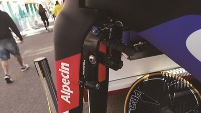 FOURIERS CNC Road Bike Time trial Bicycle V Brake for Alpecin Giant New TRINITY