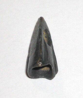 Ancient Bronze 500-300 BC. Arrowhead 2