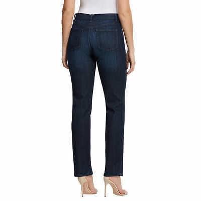 Gloria Vanderbilt Ladies' Amanda Denim Jeans – DARK BLUE PORTLAND (Select Size) 3
