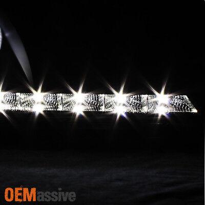 Fits 01-05 Lexus Altzza IS300 Black Bezel Halo Projector DRL LED Headlights Pair 6