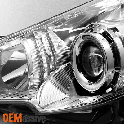 Fit 10-12 Subaru Legacy / Outback Headlight Front Lamp Driver Side Replacement 4
