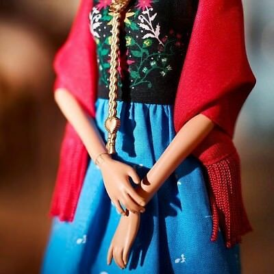 ❤ Frida Kahlo Mattel Barbie Doll Inspiring Women Series Mexican Artist IN STOCK❤ 9