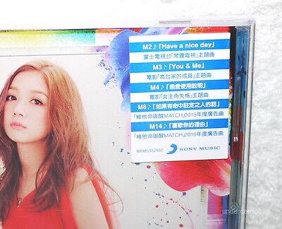 J-POP KANA NISHINO Just LOVE 2016 Taiwan Ltd CD+DVD