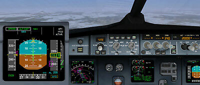 AIRBUS A320 WITH FD-FMC and VC - Addon for FSX - Digital Download