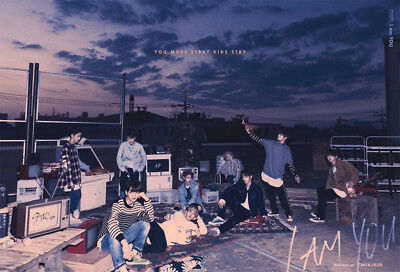 STRAY KIDS [I AM YOU] 3rd Mini Album YOU Ver CD+PhotoBook+3p Card+Pre-Order+GIFT 3