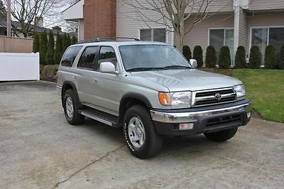 2 Rear for Toyota 4Runner 1995 1996 1997 1998 1999 2000-2002 Shock Absorber KYB
