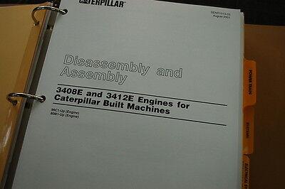 CAT CATERPILLAR D10R Tractor Dozer Crawler Repair Service Manual shop owner  book