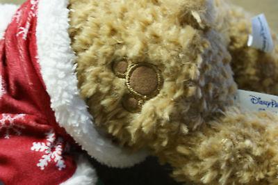 New Disney Parks Hidden MICKEY Duffy Christmas Bear 4