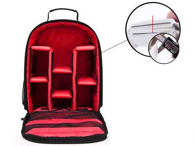 Waterproof Shockproof Bag Backpack  for Canon EOS Sony Nikon DSLR Digital Camera 3