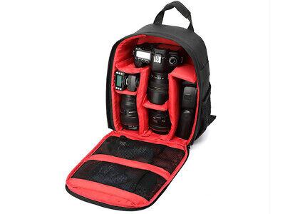 Waterproof Shockproof Bag Backpack  for Canon EOS Sony Nikon DSLR Digital Camera 4