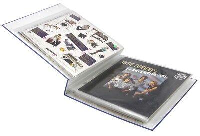 Safe Schallplatten Album für bis zu 16 LPs oder Doppel-LPs (444)