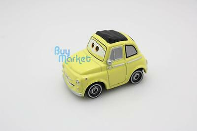 Yellow Car From Cars 2 Auto Express