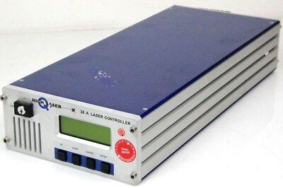 High Q Laser LC1-S-M-V2.0 Laser Controller 100 - 240 V AC 50/60 Hz 2