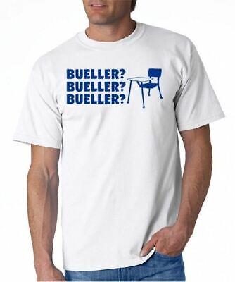 Bueller Bueller Bueller T-shirt Ferris Movie S-3XL 2