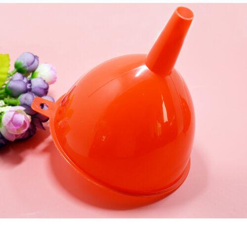 Entonnoir de l'huile entonnoir en plastique de cuisine Neuf 4