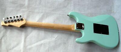 Elektrogitarre Mint Hochglanz - E Gitarre Tremolo Pickup Ahorn Fingerboard Xxxx 4