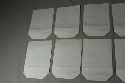 100 x alte Papiertüte / Verkaufstüte - Kron Apotheke Biberach an der Riß /S17 11