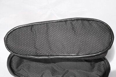 Mens Corduroy Wrap House Slippers  S M L XL 3