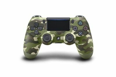 Sony Official Dualshock 4 Controller (GREEN CAMO) (PS4) Brand New & Sealed 2