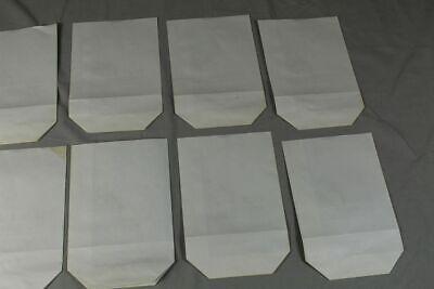 100 x alte Papiertüte / Verkaufstüte - Kron Apotheke Biberach an der Riß /S17 12