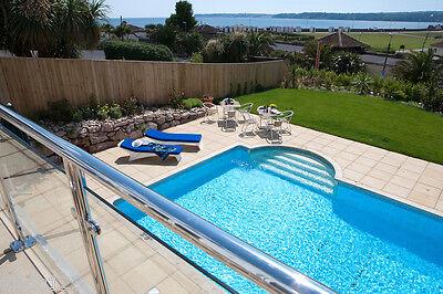 Luxury Devon Holiday Penthouse Sea views + Hot tub + Pool  Sat 5 -  Thur 10 Oct 9