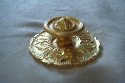 Armoire Rosette Knob French Ormolu Furniture Handle 2